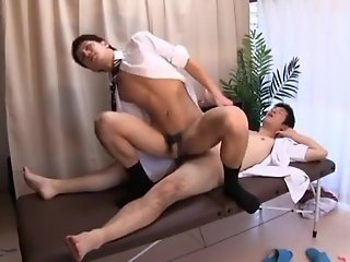 asian homosexual dudes fabulous fingering handjob