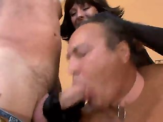 cuckold hands brutal domina