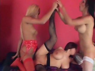 transsexual threeway admiration