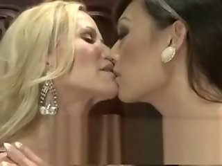 sweet milf transsexual party