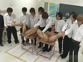 asian school discipline