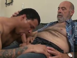 gay older fucked blacks