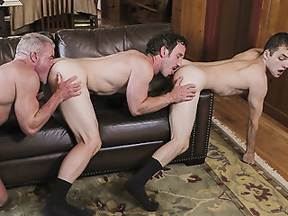 horny twink fucks muscular stepgrandpa stepdad