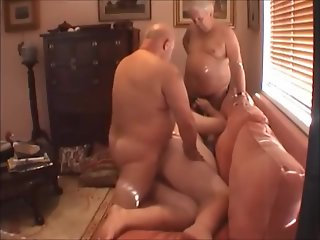 superchub threesome chubby older daddy bears