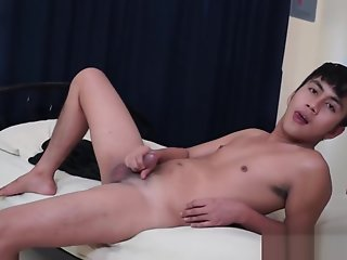 asian twink foot fetish jerk