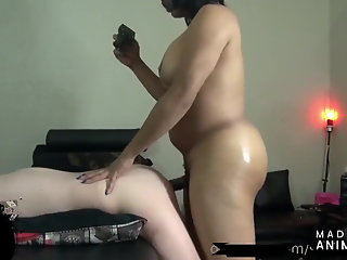 sexy thick black shemale breaks pretty