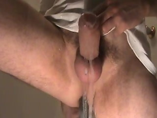prostate massage stop cumming