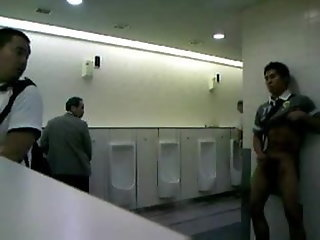 cmnm guy masturbating public toilets