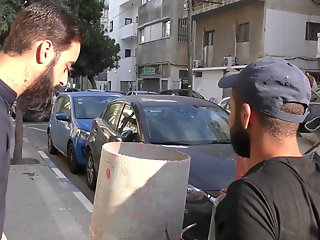israeli workman barebacks