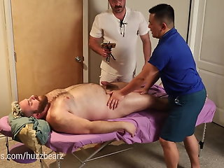 bear massage fucking
