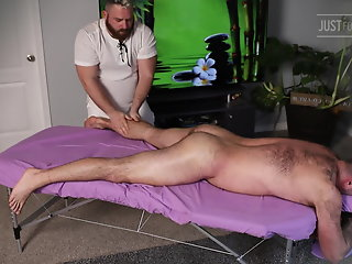 fucking massage bear