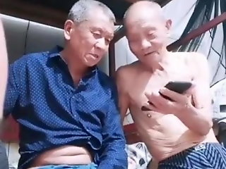 chinese men fucking home
