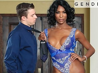 ebony goddess natassia dreams gets wants