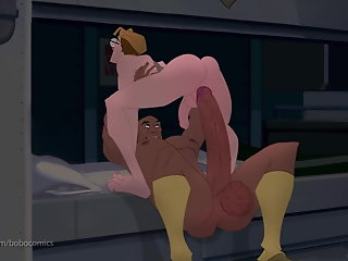 atlantis: lost empire gay animation